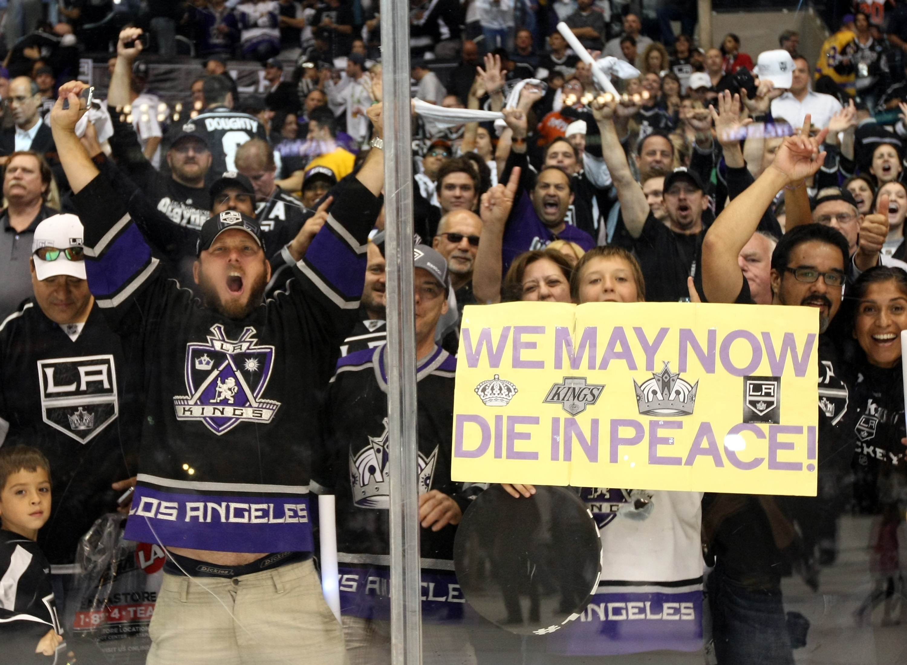 first rate 1f607 93480 The Passion Of The Los Angeles Kings Fan-base