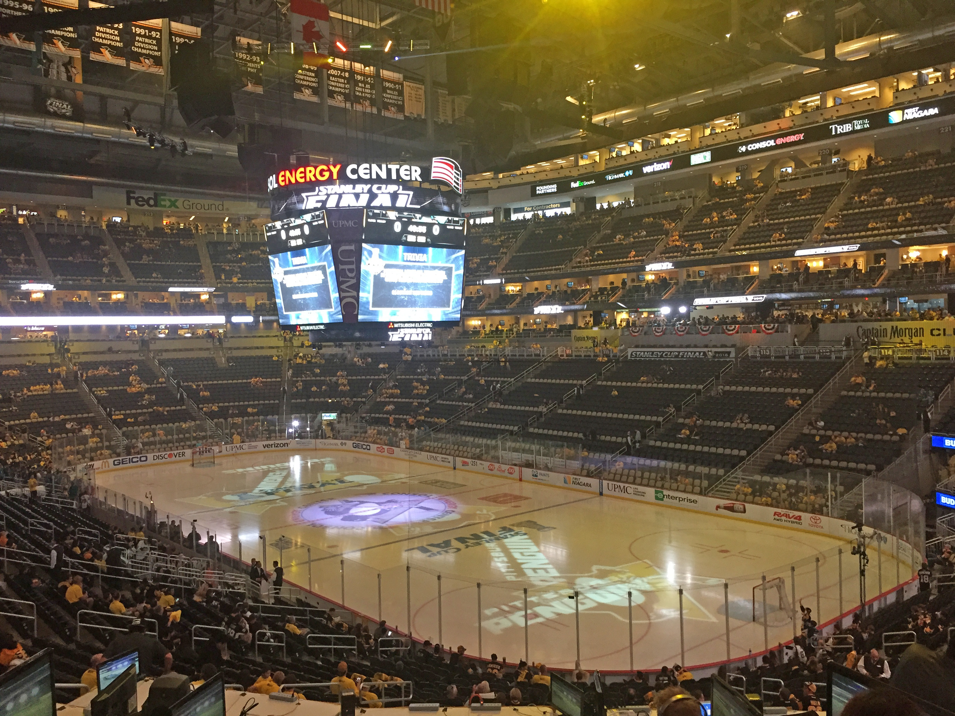 e523cabd2 2016 Stanley Cup Final   The Behind the Scenes Adventure ...