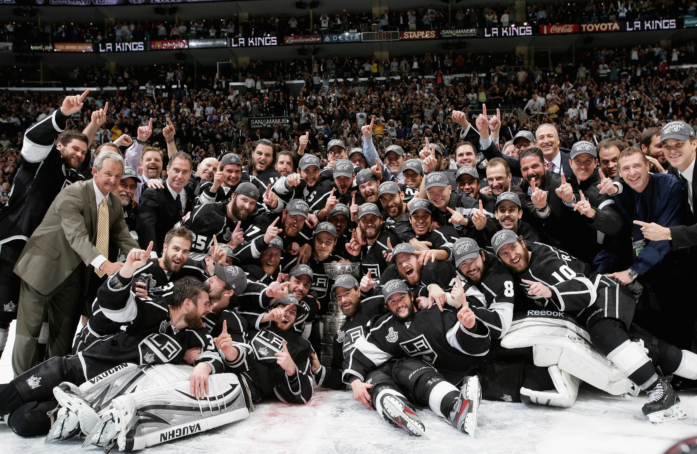 a2038e6ad19 Happy Stanley Cup-iversary! 5 Years Ago Today Dreams Came True ...