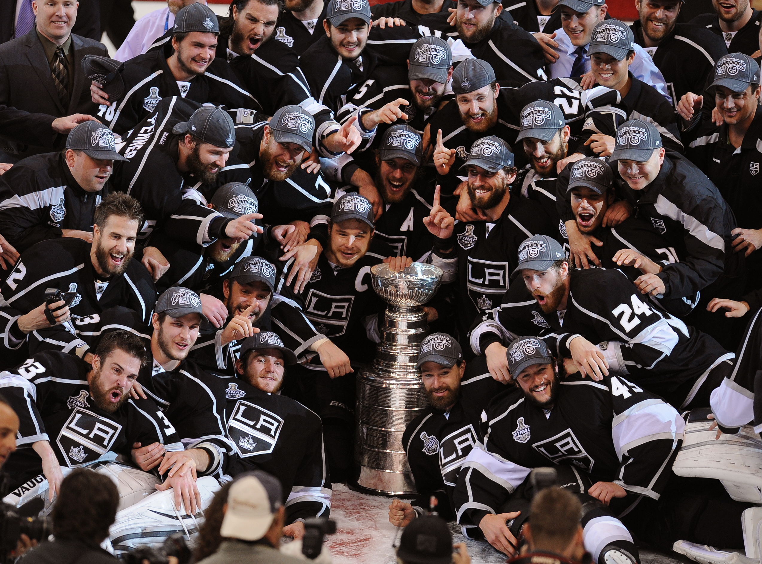 186b57e7554 Happy Stanley Cup-iversary! 5 Years Ago Today Dreams Came True ...