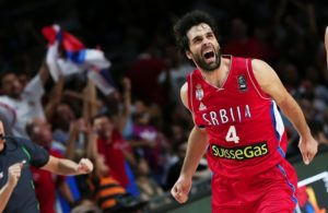 a284e6ed076b Clippers Sign Milos Teodosic To Two-Year Deal