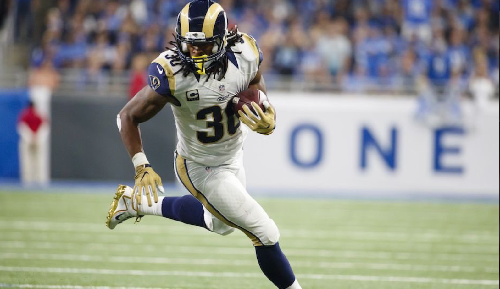 Todd Gurley Named NFC fensive Player The Week CaliSports News