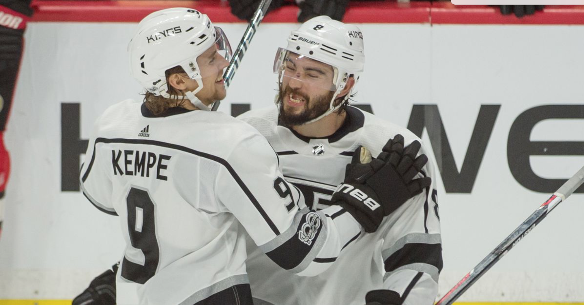 new style 7eb59 52d1c Adrian Kempe Scores Shootout Winner To Lift Kings ...