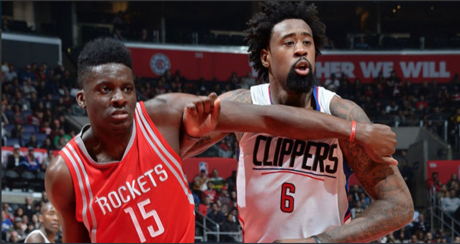 Clippers Looked At Trading DeAndre Jordan To Houston