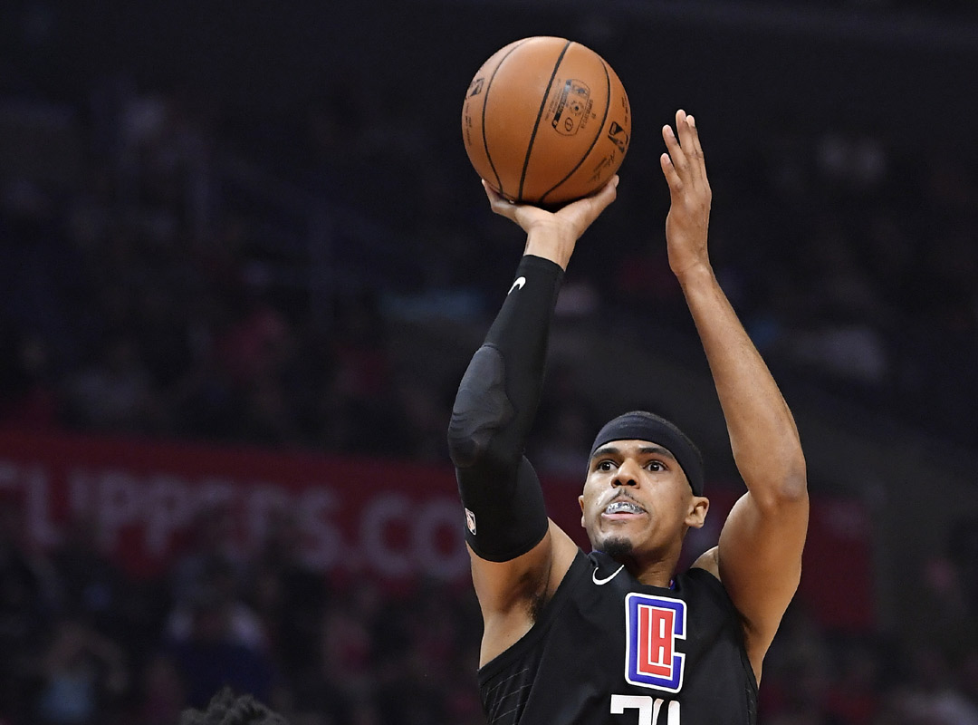 d9d45f3cd Los Angeles Clippers Forward Tobias Harris turned down an  80 million  extension from the team and will become an unrestricted free agent next  offseason ...