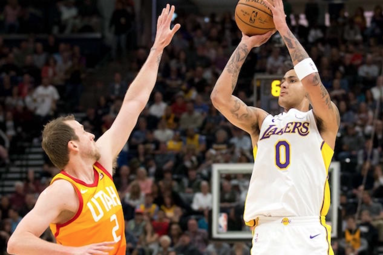 805635738ab7 Even the most die-hard LA Lakers fan will admit that this has been an  underwhelming year for the legendary team. Headed to miss the playoffs  again this ...