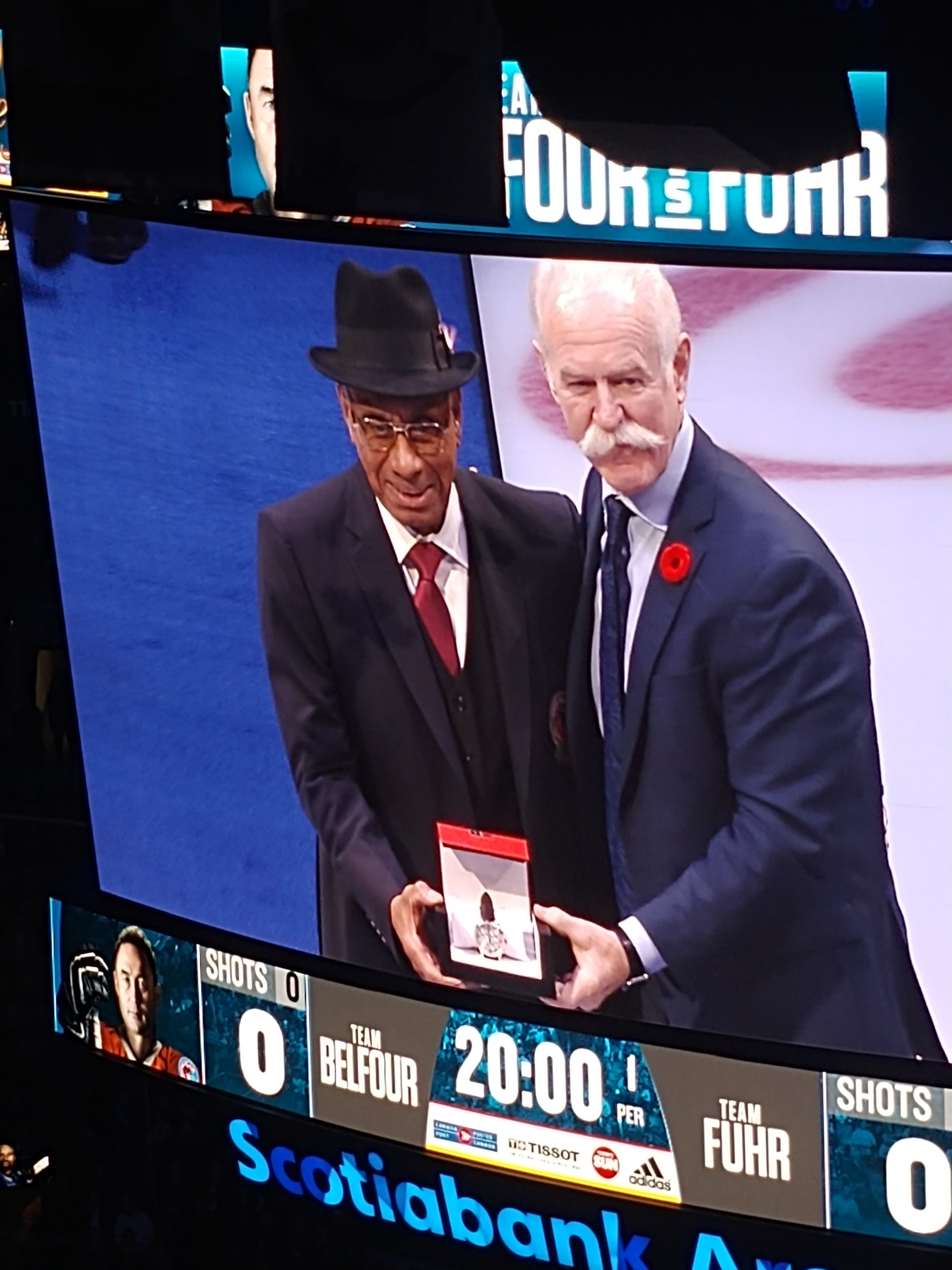 Willie O Ree HOF Induction Proves That Hockey is da58b4019