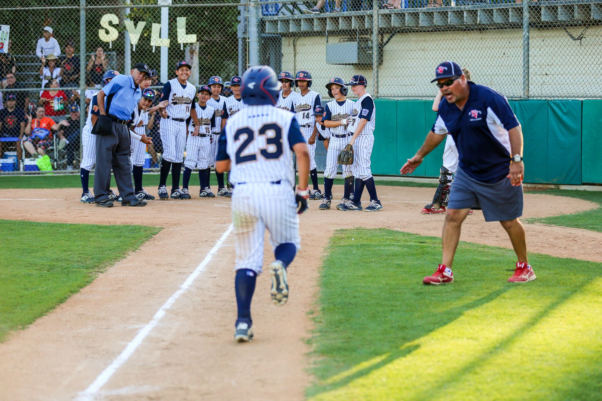 Sweetwater Valley Little League To Play In SoCal Finals !!